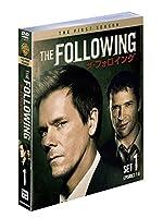 ザ・フォロイング 1stシーズン 前半セット (1~8話・4枚組) [DVD]