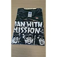 MAN WITH A MISSION ブロッカーコラボTシャツ ヴィレヴァン限定 Lサイズ brokker