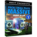 MMS Packs Small Plays Massive Volume 2 by Jamie Allen and RSVP Magic DVD おもちゃ [並行輸入品]