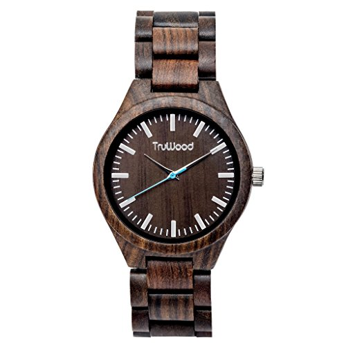 Truwood Hawk Wooden 腕時計 木製バンド