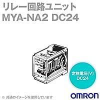 オムロン(OMRON) MYA-NA2 DC24 (有接点アナンシェータ) NN