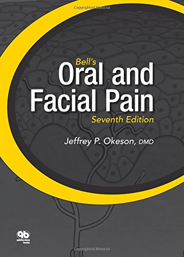 Download Bell's Oral and Facial Pain 0867156546
