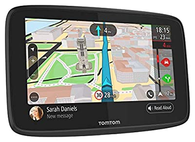 TomTom 1PN6.106.00 Go 620 (Pre-Installed Au-Nz-Sea Maps with World Maps for Download)