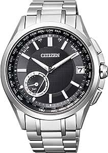 [シチズン]CITIZEN 腕時計 ATTESA アテッサ エコ・ドライブGPS衛星電波時計 F150 ダイレクトフライト 針表示式 CC3010-51E メンズ