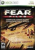 F.E.A.R. Files  (輸入版:北米)
