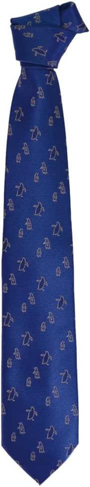 AQUA 雑貨 ネクタイ ペンギン 中 10200011