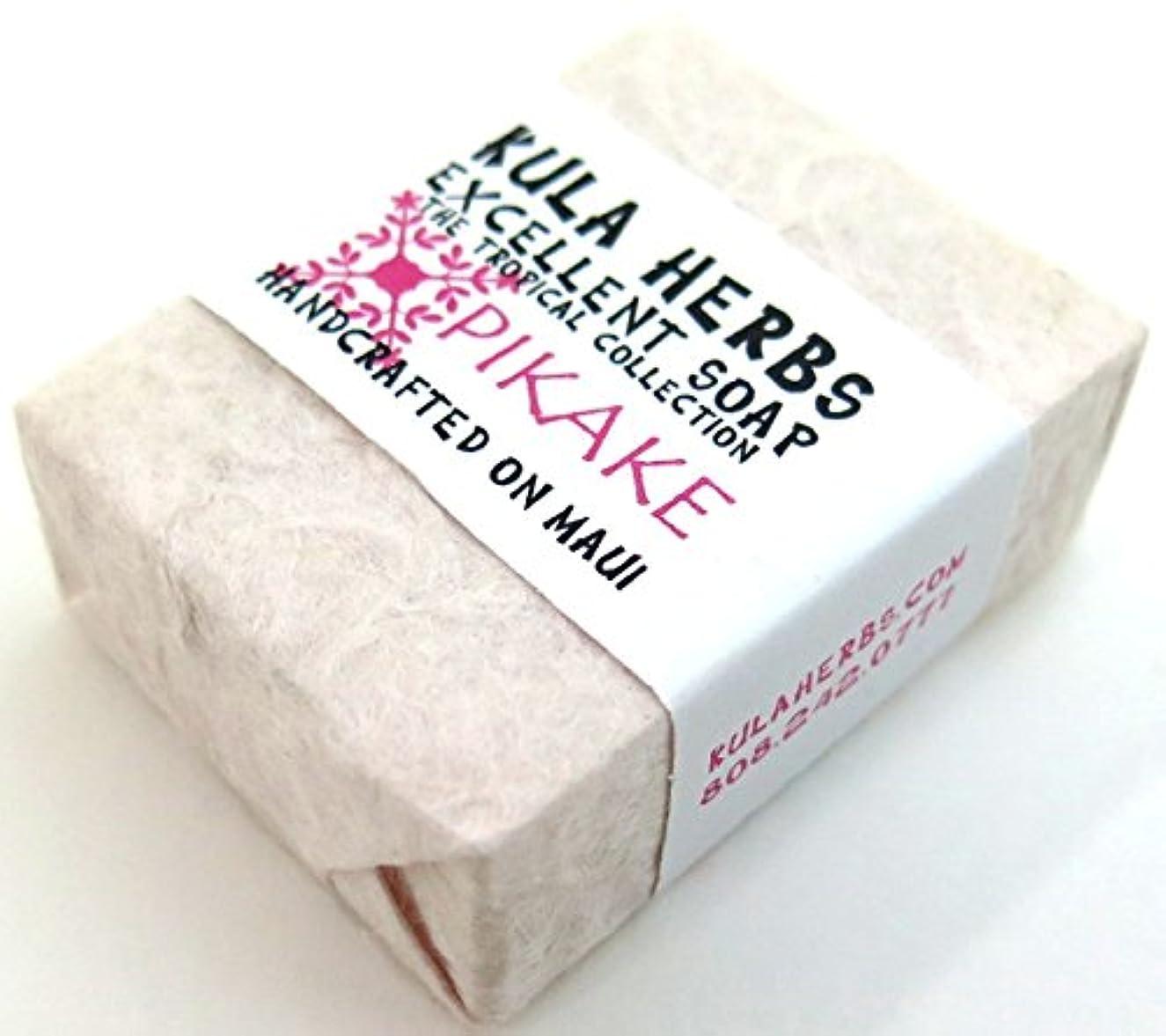 忘れるしないバラエティハワイ お土産 ハワイアン雑貨 クラハーブス エクセレント ソープ 石鹸 30g (ジャスミン)