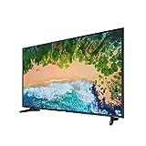 "Samsung NU7090 Series 7 43"" Ultra HD 4K LED Smart TV, Black"