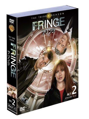 FRINGE/フリンジ 3rdシーズン 後半セット(13~22話・5枚組) [DVD]の詳細を見る