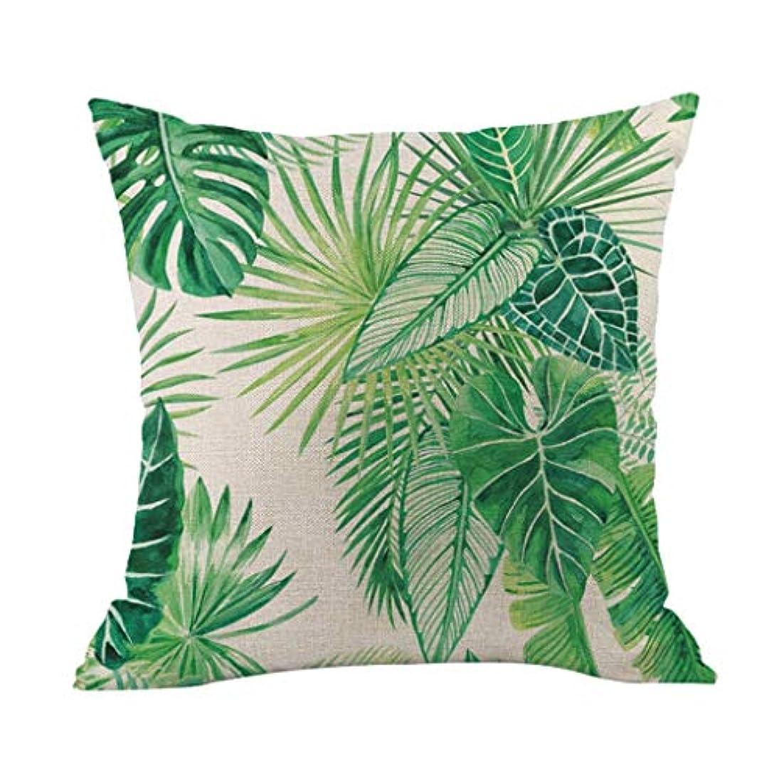 震え満足できる根拠LIFE 高品質クッション熱帯植物ポリエステル枕ソファ投げるパッドセットホーム人格クッション coussin decoratif クッション 椅子