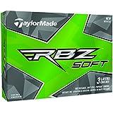 Taylormade RBZ Soft Golf Balls, White (One Dozen)