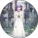 Fate/stay night Heaven's Feel ポリカバッジ キービジュアル