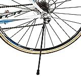 ROCKBROS(ロックブロス)アップスタンド クイックスタンド 自転車 キックスタンド カーボン製 簡単取り付け 片足 軽量 26インチ以下/700C対応可