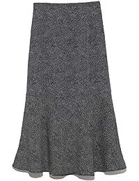 [フレイ アイディー] ジャガードドットスカート FWFS201080 レディース