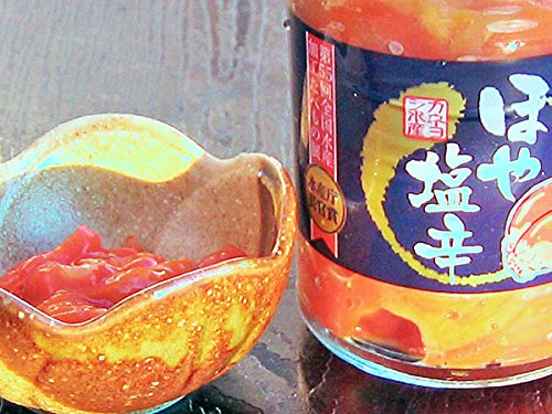 ほや塩辛(赤ホヤ・130g)×3個 【出荷元:北海道四季工房】