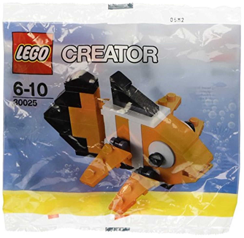 レゴ クリエイター カクレクマノミ(クラウンフィッシュ)30025 LEGO CREATOR CLOWN FISH [並行輸入品]