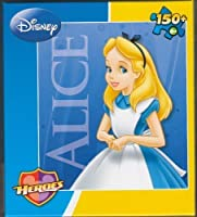 Disney Heroes Alice In Wonderland Puzzle 150+ Pieces by Disney