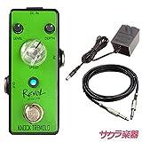 Revol effects レヴォルエフェクツ エフェクター トレモロ KNOCK TREMOLO/ETR-01 サクラ楽器オリジナル エフェクター入門セット