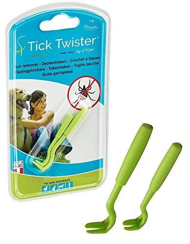 Tick Twister オリジナル ダニ取り 大小2本組 ...
