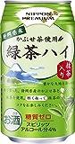 合同酒精 NIPPON PREMIUM 静岡県産緑茶ハイ [ チューハイ 340ml×24本 ]