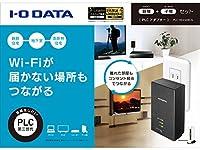 I-O DATA コンセント直結型PLCアダプター PLC-HD240E-S マスターアダプター&ターミナルアダプターセット