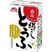 森永の絹ごし豆腐24個入り (24個入り)