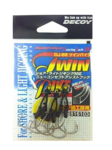 カツイチ(KATSUICHI) デコイ DJ-88 ツインパイク 1