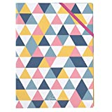 学研ステイフル ファイル La Sienne A4 二つ折り triangle AD05055