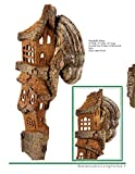 Illustrated Guide to Carving Tree Bark: Releasing Whimsical Houses & Woodspirits from Found Wood 画像