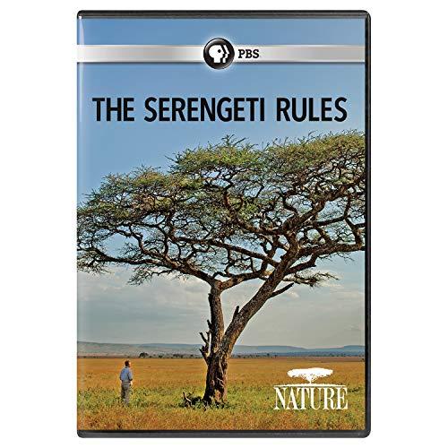 NATURE: The Serengeti Rules [DVD]