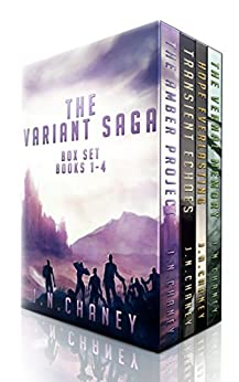 The Variant Saga: A Dystopian Sci-fi Epic by [Chaney, JN]