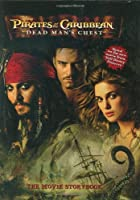Dead Man's Chest: The Movie Storybook (Pirates of the Caribbean)