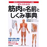 ぜんぶわかる筋肉の名前としくみ事典―部位別にわかりやすくビジュアル解説