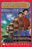 The Discovery (Animorphs #20) (English Edition)