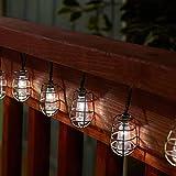 Smart Solar Cornelius 20 White LED String Lights [並行輸入品]