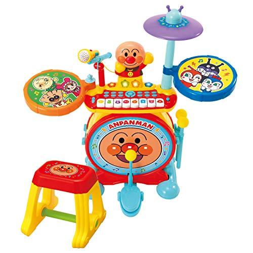 51ndJptuNUL - ドラムセットで子供のリズム感を養おう!ベビーキッズにオススメおもちゃ3選