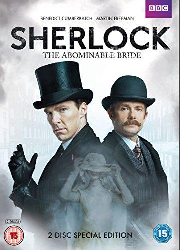 SHERLOCK The Abominable Bride シャーロック 忌まわしき花嫁≪英語のみ≫[PAL-UK]の詳細を見る