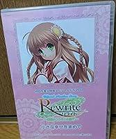 PSP key Rewrite リライト 初回生産分特典 ドラマCD