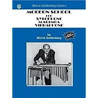ゴールデンバーグ : モダン・スクール シロフォン・マリンバ・ヴィブラフォン用 (鍵盤打楽器教則本) アルフレッド出版