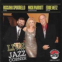Live At The Jazz Corner In H