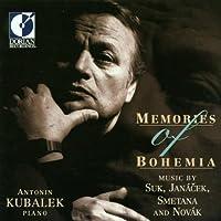 Memories of Bohemia by Antonin Kubalek (1998-09-01)