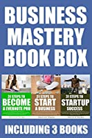 Business Mastery Box: Master Evernote, Startup Success and Business Skills! Build and Design Your Dream Business and Work Flow to Succeed (Boxing Philip Vang)