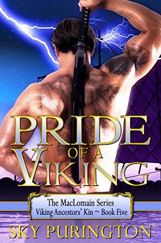 Pride of a Viking (The MacLomain Series: Viking Ancestors' Kin Book 5) (English Edition)