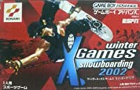 ESPN winter X Games snowboarding2002