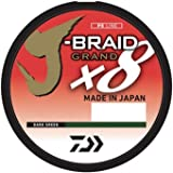 J-Braid Grand 8X 150YDS Filler Spool