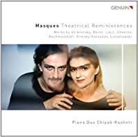 Masques: Theatrical Reminiscences by Chipak