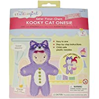 My Studio Girl MSG Onesie - Kooky Cat by My Studio Girl