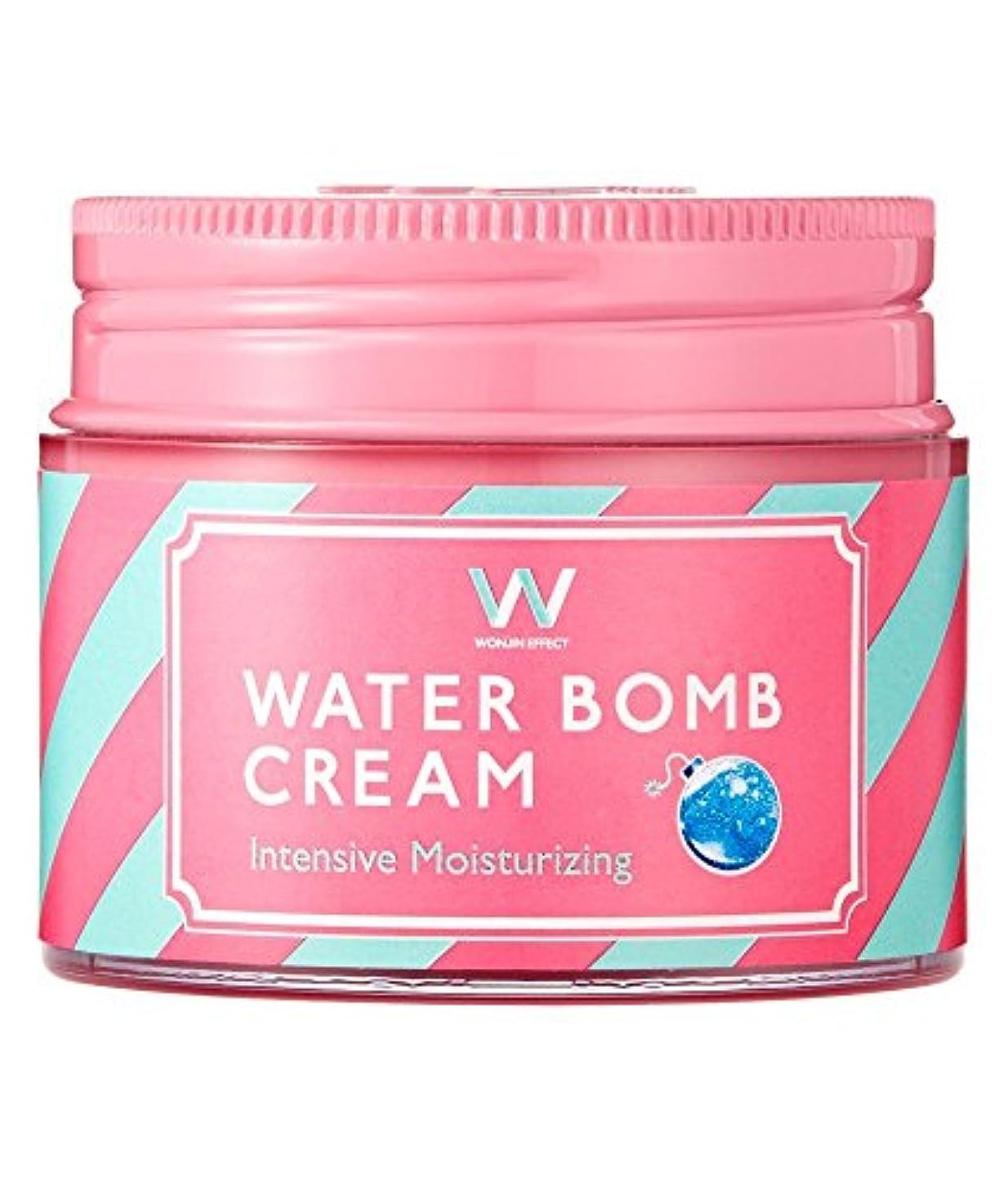 カロリー拮抗する気がついてWONJIN EFFECT ウォンジンエフェクト水爆弾クリーム/ウォーターボムクリーム [Water Bomb Cream] - 50ml, 1.69 fl. oz.