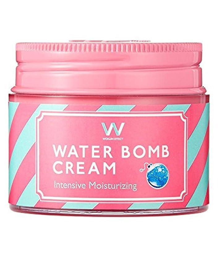 協定ビーチ弁護WONJIN EFFECT ウォンジンエフェクト水爆弾クリーム/ウォーターボムクリーム [Water Bomb Cream] - 50ml, 1.69 fl. oz.