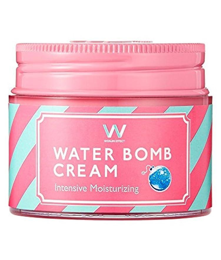 本物二次まだらWONJIN EFFECT ウォンジンエフェクト水爆弾クリーム/ウォーターボムクリーム [Water Bomb Cream] - 50ml, 1.69 fl. oz.